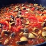 Ciuperci - rosii