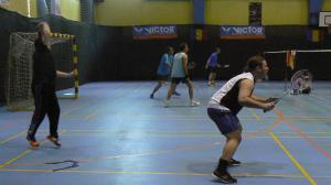 Badmintonul în România