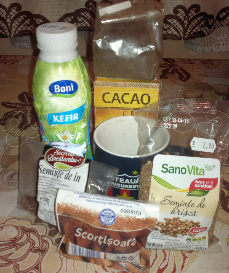 Ai diabet? Vezi aici o idee de mic dejun perfect pentru diabetici si/dieta de slabire