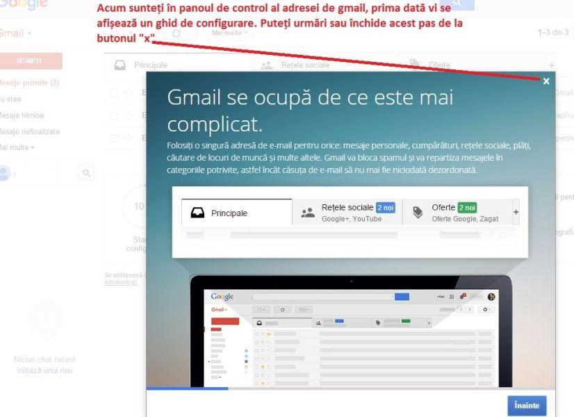 5.Creare gmailghid