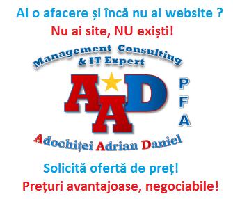 Reclama site-uri