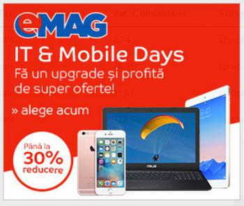 Super oferte la produsele din gama IT mobile