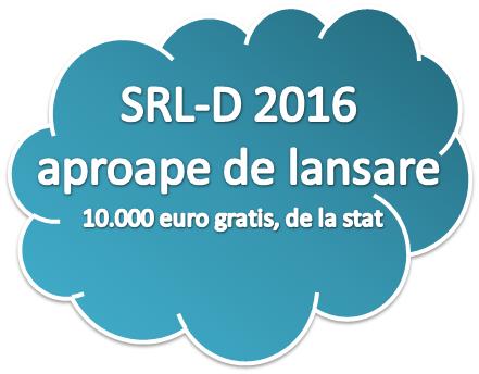 SRL-D 2016 aproape de lansare! Modificări importante!
