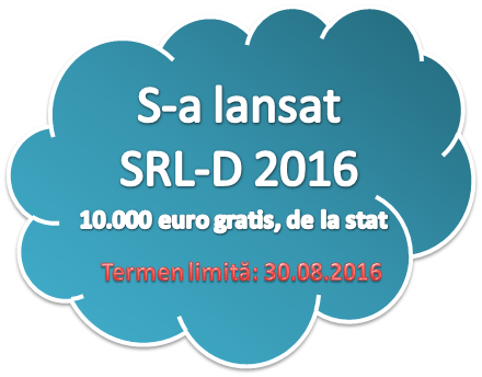 S-au lansat programele SRL-D și START 2016
