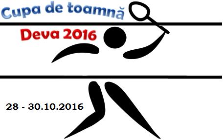 Mare concurs de badminton la Deva – 109 concurenti!