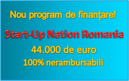 44000 euro nerambursabili, pentru firmele noi