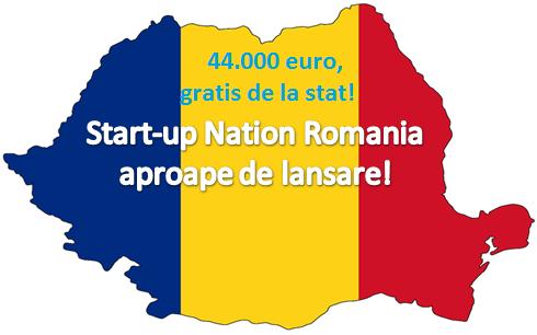 Ai o idee buna si vrei sa incepi o afacere? Vezi cum poti primi 44000 euro, prin programul Start-up Nation!