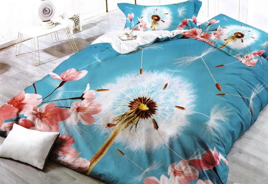 Vrei să ai un somn liniștit și confortabil? Alege o lenjerie de pat de calitate, cu modele inspirate din natură!