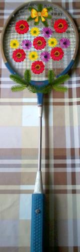 Plugușorul și sorcova badmintoniștilor