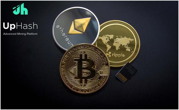 UpHash: Cum să câștigi bani pe criptomonede